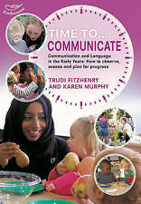 Time to Communicate,Trudi Fitzhenry and Karen Murphy,Excellent Book mon000010653
