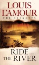 Ride the River (The Sacketts), Louis L'Amour, Good Condition, Book