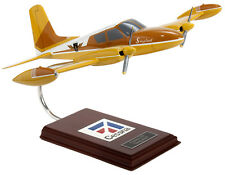Cessna 310 Song Bird Desk Top Display Model Private Aircraft 1/32 ES Airplane