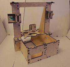 3D Printer Reprap Graber I3 ATX Frame Laser Cut 6mm PlyWood+Screws 12864 availab
