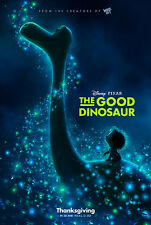 THE GOOD DINOSAUR MOVIE POSTER 2 Sided ORIGINAL FINAL 27x40 DISNEY