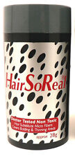 1 Hair So Real HSR Light Brown Get rid of bald spots in 30 seconds FREE SHIPPING