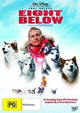 Eight Below * NEW DVD * Paul Walker Jason Biggs