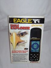 EAGLE GPS Eagle Explorer Hand Held, 12 Channel Receiver Near Mint FREE SHIPPING!