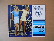 Catalogo POSTAL MARKET Speciale Mare 1973 16 pagine con modulo ordine [C88]