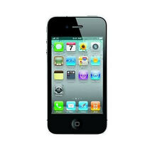 Apple iPhone 4 - 8GB - Black (Straight Talk) Smartphone Cell Phone (Page Plus) r