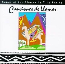 PA-6 Canciones De Llamas by Tony Lasley (CD, Dec-1998, North Sound)