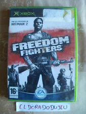 ELDORADODUJEU     FREEDOM FIGHTERS Pour XBOX SANS NOTICE VF