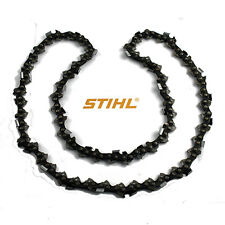 "STIHL CHAINSAW CHAINS - 18"" - PN 3624 005 0066 - 12 PACK - USED ONCE - $$REDUCED"