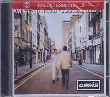CD - Oasis NEW Whats The story Morning Glory - FAST SHIPPING !