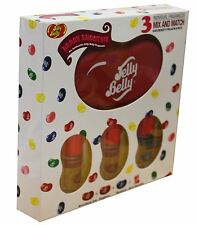 3 Jelly Belly Perfume Fragancia Botellas.. más Bolso...... Set de Regalo Caja Smoothie