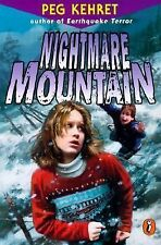 Peg Kehret - Nightmare Mountain (1999) - Used - Trade Paper (Paperback)