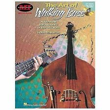 The Art of Walking Bass : A Method for Acoustic or Electric Bass (1999, CD /...