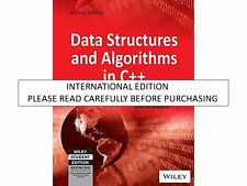Data Structures and Algorithms in C++, 2ed by Michael T. Goodrich, Roberto Tamas