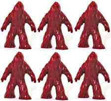 DFC Six (6) Flaming Men - 'Dragonriders of the Styx' - unpainted plastic