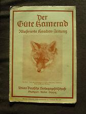 Der gute Kamerad 1928 Fuchs Volkstrauertag Kohlenstoff Stein der Weisen Schach