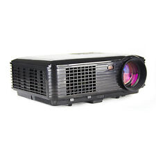 3D Smart Projector HD 1080p 3500lumens Short Throw Home Office Classic US
