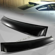 For 2012-2015 Honda Civic 2 DR ABS Plastic Roof Window Deflect Spoiler Visor