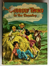 The Bobbsey Twins In The Country By Laura Lee Hope 1953 Whitman hardcover illus.