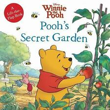 Pooh's Secret Garden by Disney Book Group Staff and Catherine Hapka (2012,...