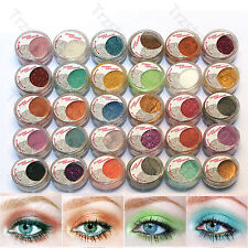30 mixed Colors Stain Glitter Mineral Pigment Loose Eyeshadow EyeDust Kit