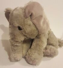 "Kohl's Animal Planet Elephant Plush 12"" Stuffed Gray Soft Zoo"