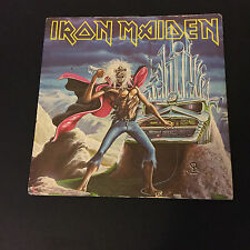 "Iron Maiden - Run To The Hills - 1985 U.K - EMI - 5542  7"" Single"