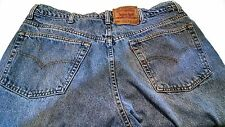 Vintage Levi's 555 Relaxed Fit Jeans Mens Straight Leg USA 40x30 36x28 Denim