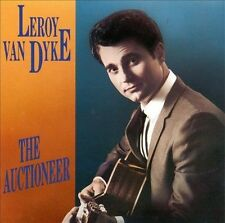 The Auctioneer by Leroy Van Dyke (CD, Nov-1992, Bear Family Records (Germany))