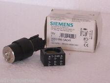 SIEMENS 3SB3 000-5AE41  / 3ZX1012-0SB30-1AA1