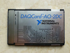 National Instruments PCMCIA DAQCard-AO-2DC, NI DAQ Card, Analog Output