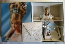 Crystal Jubilee Barbie Doll Limited Edition 40th Anniversary 1999 New