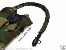 Woodland Camo Hydration Pack Drink Tube Cover Only...for  Camelbak, Hydrapak