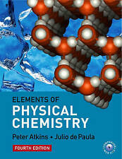 The Elements of Physical Chemistry-ExLibrary