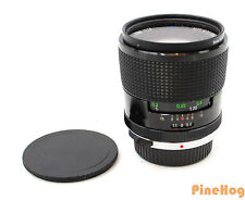Fast Wide Angle Vivitar Series 1 VMC 28mm 1.9 As Is Has Something on Lens
