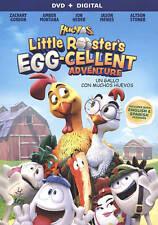 Huevos: Little Rooster's Egg-Cellent Adventure - [DVD + Digital], New Disc, Omar