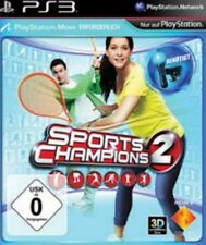 Playstation 3 SPORTS CHAMPIONS 2  Deutsch Neuwertig