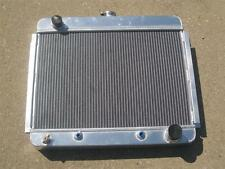 1974-1979 Dodge Challenger Ram Charger Aluminum Radiator 3 Row Core Lightweight