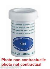 Moebius 941 huile pour palettes d'ancre  en remplissage pour 1 ml