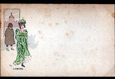 MODE & NAPOLEON sous Regime EMPIRE illustré par Henri MORIN avant 1904