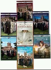 Downton Abbey ALL Season 1-6 DVD Set Complete Series TV Show Collection Lot Film