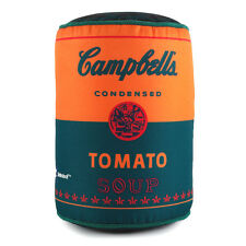 kidrobot Andy Warhol Campbells Soup Can Medium Plush - 10""