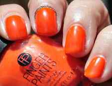 NEW FingerPaints Nail Polish KITCHY TANGERINE - Finger Paints PUMPKIN ORANGE