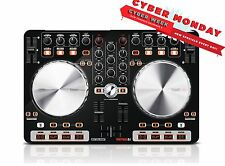 RELOOP BEATMIX Two channel DJ MIDI controller w/ VIRTUAL DJ software RLP225336