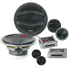 "Hertz MPK 163.3 Car 6-1/2"" Mille PRO Series 3-Way Component Speaker System New"