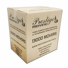 SMALL MOVING BOXES, BOOK/WINE, PACKING, CARTONS, CARDBOARD, MATERIAL, REMOVALIST