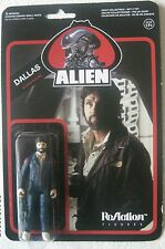 ReAction Alien The Movie Dallas Figure by Funko New
