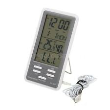Digital Thermometer Hygrometer Indoor Outdoor Temperature Humidity Meter L0V6