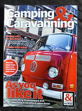 Camping & Caravanning, October 2014, Vol 109, Celebrating VW and Westfalia