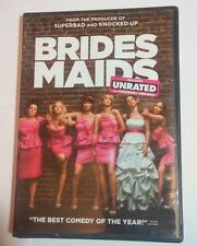 Bridesmaids (DVD, 2011, Unrated & Theatrical Versions)